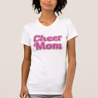 La camisa de las mujeres del brillo de la mamá de
