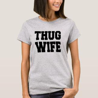 La camisa de las mujeres divertidas del refrán de