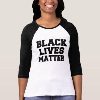 La camisa de las vidas de las mujeres negras de la