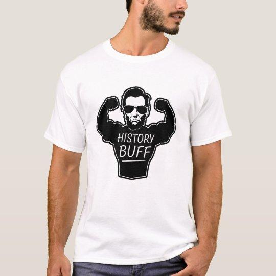 La camisa de los hombres divertidos de color de