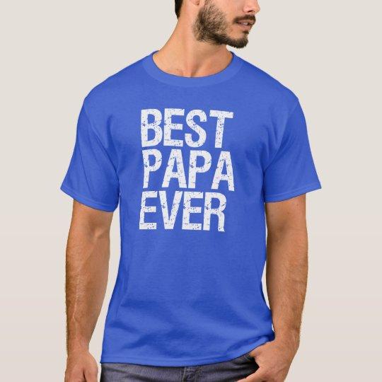 La camisa de los mejores hombres siempre