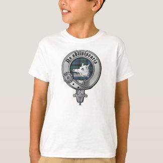 La camisa de los niños de Campbell del clan