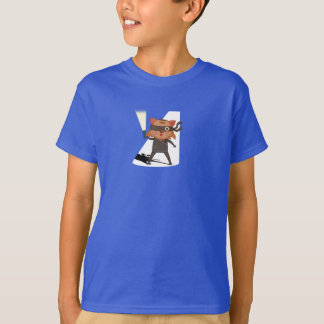 La camisa de los niños de Tabitha Fink Ninja