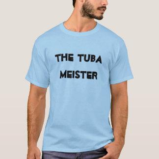 La camisa de Meister de la tuba