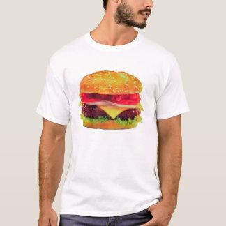 La camisa del cheeseburger