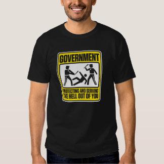 La camisa del gobierno