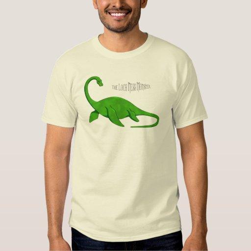 La camisa del monstruo de Loch Ness