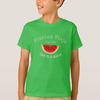 La camisa del muchacho de Mission Viejo California