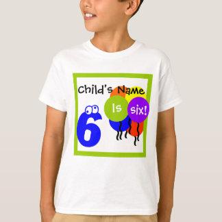 la camisa del niño de encargo: llene adentro el