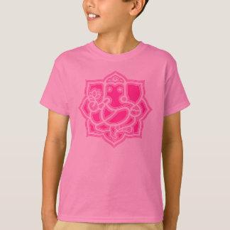La camisa del niño feliz de Ganesh