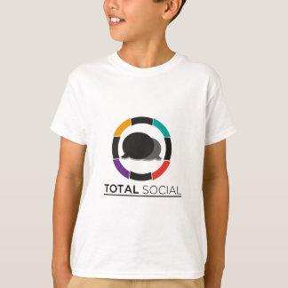 La camisa del niño social total