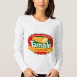 La camisa del tamal del mundo de las mujeres más