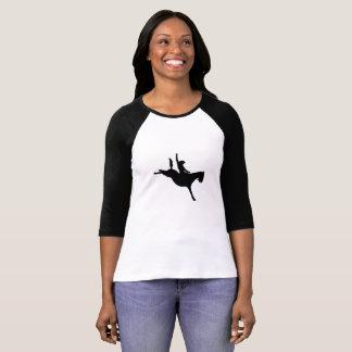 La camisa del vaquero, ensilla para arriba,