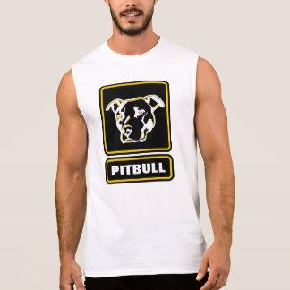 La camisa dura del logotipo de Pitbull será un