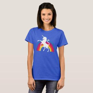 La camisa especial adicional del unicornio del