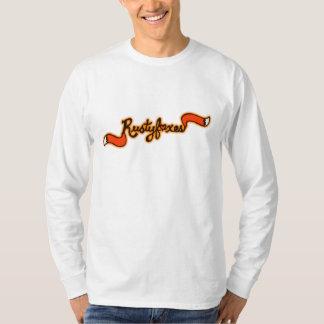 La camisa Largo-Envuelta básica de los hombres de