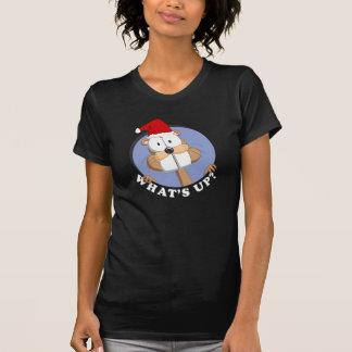 ¿La camisa linda del castor para los chicas y las