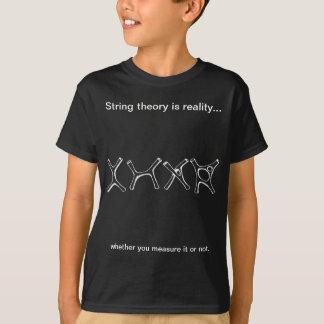 la camisa oscura, teoría de la secuencia es