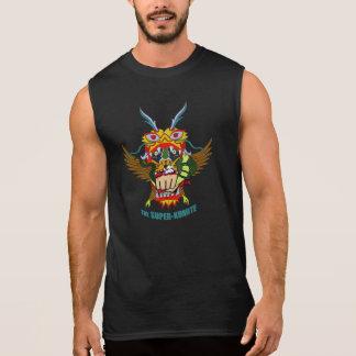 La camisa sin mangas Estupenda-Kumite del chico