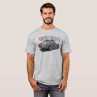 La camiseta 1963 de la ventana del Corvette