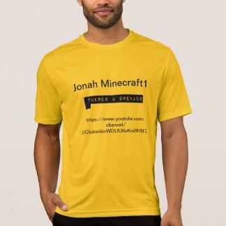 la camiseta allí es una granada