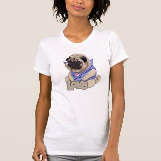 La camiseta americana de las mujeres del Oso-Barro