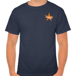 la camiseta Astros de la marina de guerra del glob