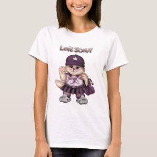 La camiseta básica de las mujeres del CHICA del