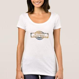 La camiseta básica de las mujeres del PAR