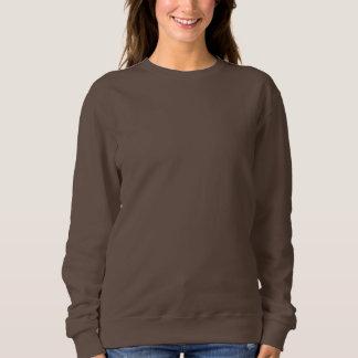 La camiseta básica de las mujeres oscuras del