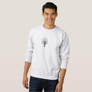 La camiseta básica de los hombres del árbol de la