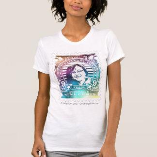 La camiseta blanca nacarada (TM)