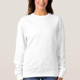 La camiseta bordada de las mujeres