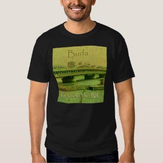 """La camiseta """"Buda """" de los hombres"""