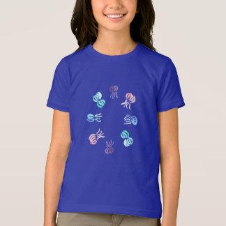La camiseta clásica de los chicas de las medusas