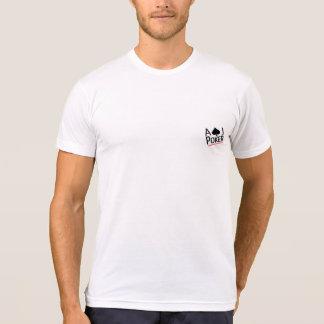 La camiseta de AJP de los hombres hizo la ropa