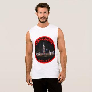 La camiseta de Canadá Sesquicentennial