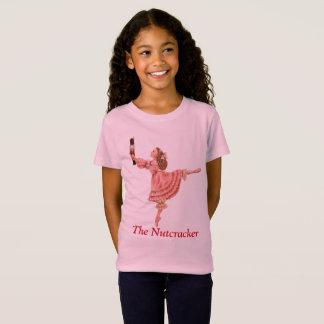 La camiseta de Clara del cascanueces