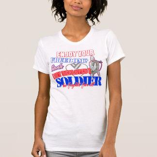 La camiseta de encargo de Anay