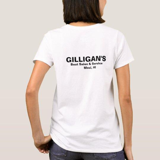 La camiseta de Gilligan