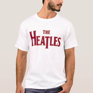 La camiseta de Heatles