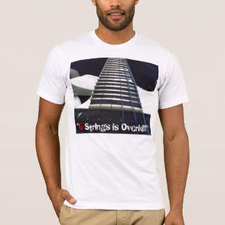 La camiseta de JSP