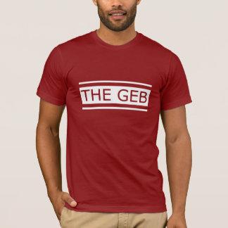 La camiseta de la banda de Geb