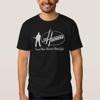 La camiseta de la banda de la novedad de las