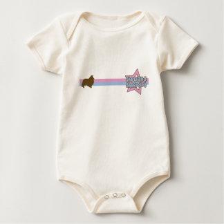 La camiseta de la estrella de Shetland del niño