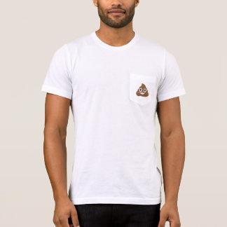 la camiseta de la mujer del emoji del impulso