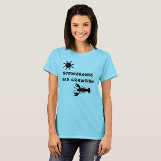 """La camiseta de la mujer del """"verano y de los"""