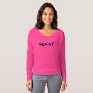 La camiseta de la resistencia rosada o elige color