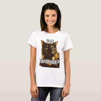 La camiseta de las mujeres conseguidas de
