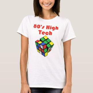 la camiseta de las mujeres de alta tecnología de